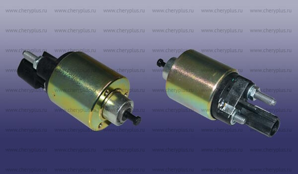 Electromagnetic switch-starter 477F-3708012CA